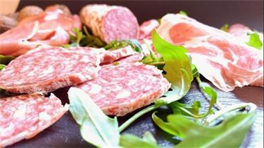 Grote foto bourgondisch ontbijtbuffet diensten en vakmensen restaurants en cateraars