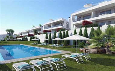 Grote foto luxe appartement aan zee costa blanca huizen en kamers nieuw europa
