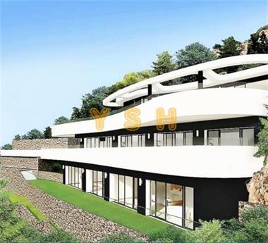 Grote foto very luxury villa frontline located for sale. huizen en kamers vrijstaand