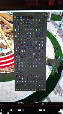 Grote foto runescape hoog account te koop spelcomputers games pc