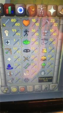 Grote foto runescape account en runescape mills computers en software overige computers en software