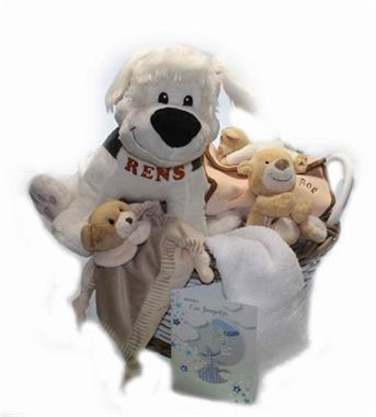 Grote foto samson geboortegeschenk met naam kinderen en baby overige babyartikelen