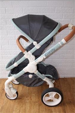 Grote foto icandy peach dc classic kinderwagen 3 in 1 kinderen en baby kinderwagens