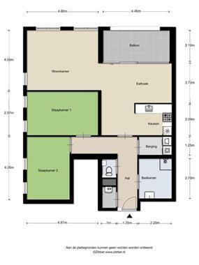 Grote foto appartement te huur in drachten centrum 790 huizen en kamers appartementen en flat