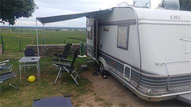 Grote foto lmc 490 met omnistore caravans en kamperen caravans