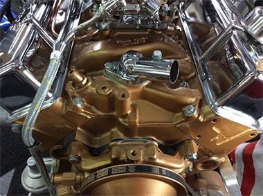 Grote foto chroom thermostaathuis chevrolet artikelnummer mrg 2661 auto onderdelen overige auto onderdelen