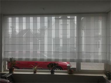 Grote foto goedkope vouwgordijnen corn zijlmans huis en inrichting gordijnen en lamellen