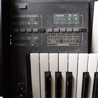 Grote foto electronisch orgel elka c92 te koop muziek en instrumenten orgels