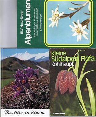 Grote foto 2 duitse en 1 engels boekje over alpenbkoemen boeken natuur
