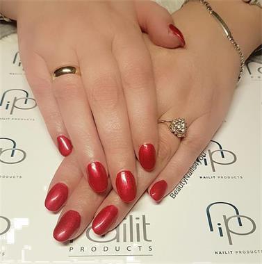 Grote foto acrylnagels uv gelpolish nagelstyliste beauty en gezondheid nagellak