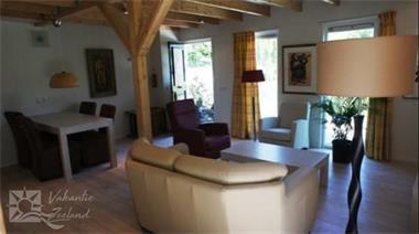 Grote foto mooi en luxe 2 persoons vakantiehuis in geersdijk vlakbij he vakantie nederland zuid