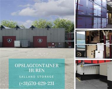 Grote foto opslag opslagcontainer huren salland storage diensten en vakmensen verhuizers en opslag