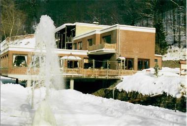 Grote foto hotel met restaurant zonneterras tennisgalle huizen en kamers bestaand europa
