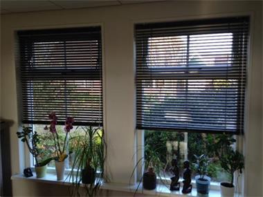 Grote foto luxaflex aluminium lamellen 25 mm huis en inrichting gordijnen en lamellen