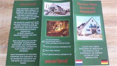 Grote foto gezellig weekendje sauerland vakantie duitsland west