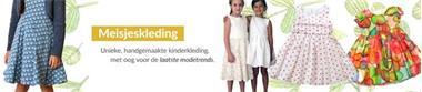 Grote foto unieke en zonnige kinderjurkjes kinderen en baby maat 116