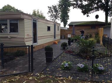 Grote foto mooie caravan caravans en kamperen stacaravans