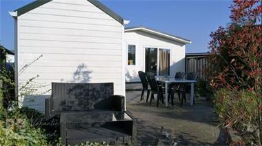 Grote foto gezellig 4 6 persoons vakantiechalet met bubbelbad aan het w vakantie nederland zuid