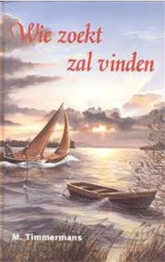 Grote foto wie zoekt zal vinden m.timmermans 908048122x boeken romans