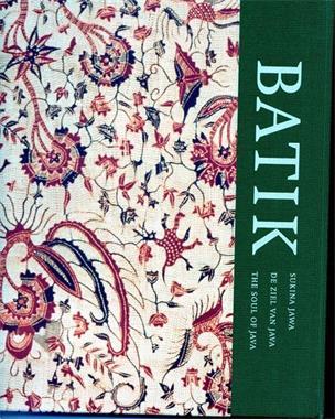 Grote foto batik de ziel van java verzamelen boeken en tijdschriften