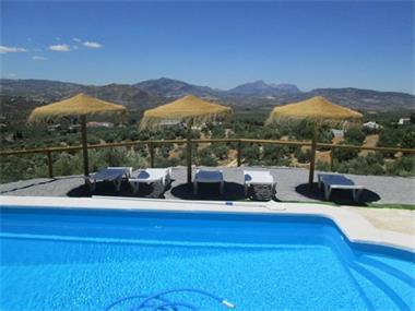 Grote foto vakantiehuis voor nudisten andalusie vakantie spanje