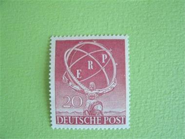 Grote foto berlin mi 71 erp cept postfris catw 100 00 verzamelen postzegels duitsland