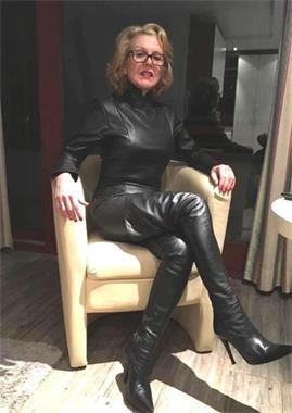 Grote foto ervaren dominatrix erotiek sm contact