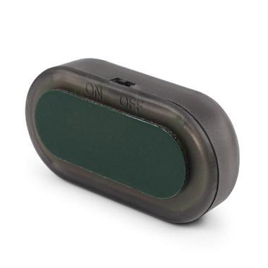 Grote foto fake auto alarm anti diefstal led ingebouwd zonnepaneel pl auto onderdelen auto alarm systemen