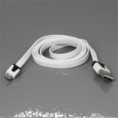 Grote foto micro usb data kabel cable samsung galaxy s5 s6 s7 s8 s9 tab telecommunicatie opladers en autoladers