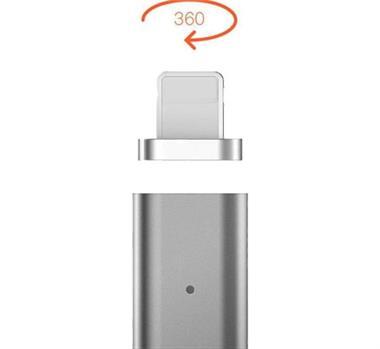 Grote foto magnetisch iphone 5 6 7 8 x 10 oplaad kabel oplader ipad usb telecommunicatie opladers en autoladers