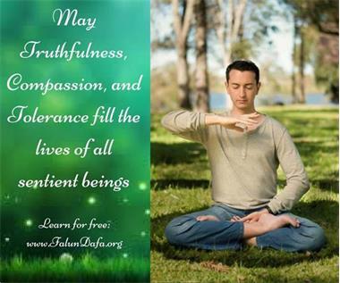 Grote foto eenvoudig leren mediteren met falun dafa diensten en vakmensen alternatieve geneeskunde en spiritualiteit