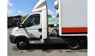 Grote foto iveco daily 40c18 t euro 4 ld bj 2011 in veiling auto diversen vrachtwagens