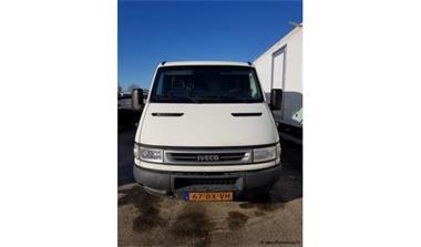 Grote foto iveco daily 29l 29l10v bestelwagen in veiling auto diversen bestelbusjes
