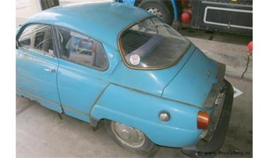 Grote foto saab 96 l v4 benzine in faillissementsveiling auto oldsmobile