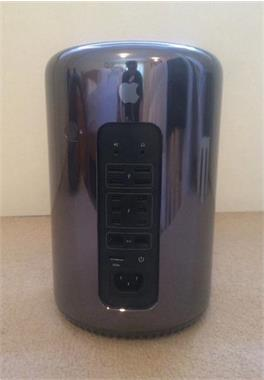 Grote foto apple mac pro desktop 3.7 mid 2015 quad core computers en software apple