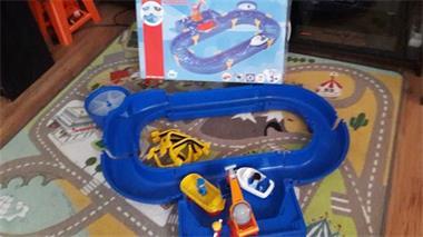 Grote foto waterplay 3 kinderen en baby speelgoed voor jongens