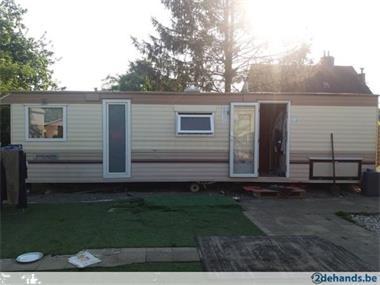Grote foto residenti le stacaravan te koop 8x3 caravans en kamperen stacaravans