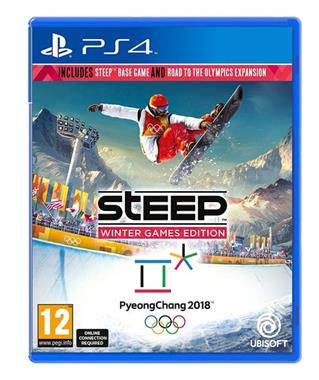 Grote foto steep winter games edition spelcomputers games playstation 4
