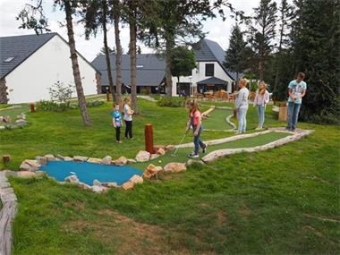 Grote foto bungalow voor 6 p. in luxemburg met zwembad vakantie belgi