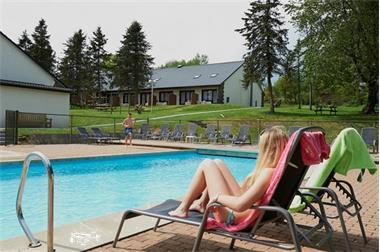 Grote foto bungalow voor 8p in luxemburg met zwembad vakantie belgi