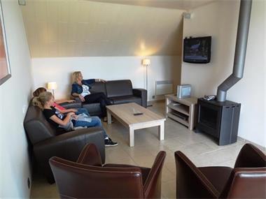 Grote foto bungalow voor 8 p luxemburg met zwembad vakantie belgi