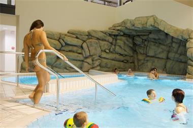 Grote foto luxe bungalow 6 p luxemburg sauna bubbelbad vakantie overige vakantiewoningen huren