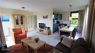 Grote foto 6 persoons vrijstaande welness bungalow vakantie nederland zuid