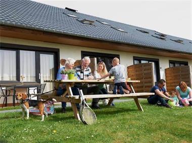 Grote foto vakantiehuis voor 6 pers in luxemburg zwembad vakantie overige vakantiewoningen huren
