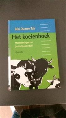 Grote foto het koeienboek boeken dieren en huisdieren