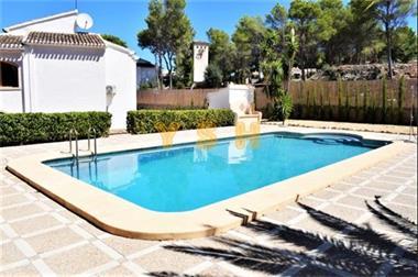 Grote foto nice villa quiet area close to the coast huizen en kamers vrijstaand