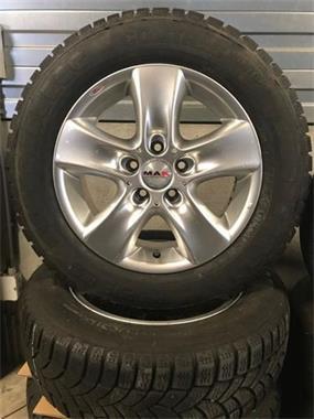 Grote foto 0418 set 16 mercedes vito viano winterwielen auto onderdelen overige auto onderdelen