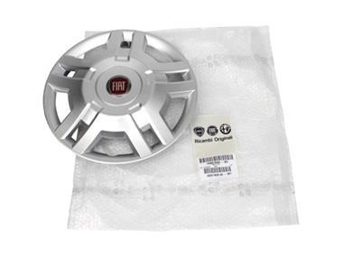 Grote foto original wielnaafafdekking fiat silver 15 inch ducato 250 2 auto onderdelen accessoire delen
