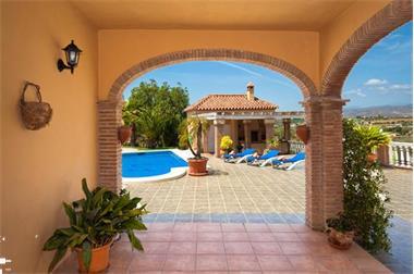 Grote foto wandelen en paardrijden in andalusie vakantie sportief en actief