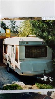 Grote foto esterel klapcaravan te huur caravans en kamperen caravans